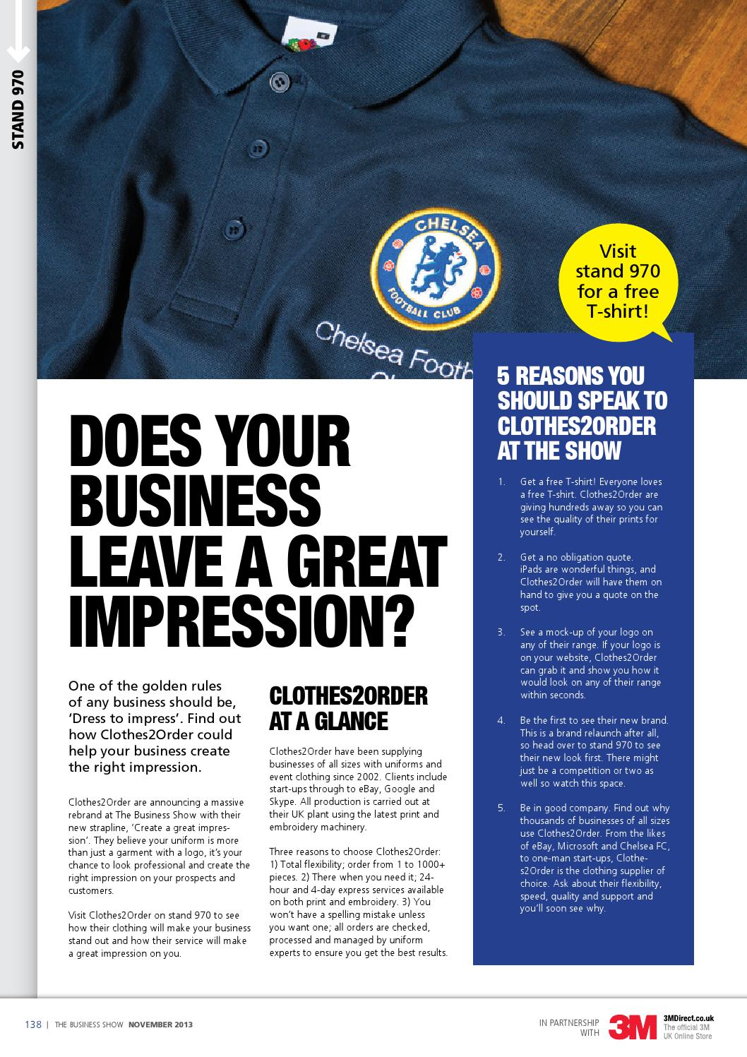 The Business Show Guide November 2013 by Prysm Group - issuu