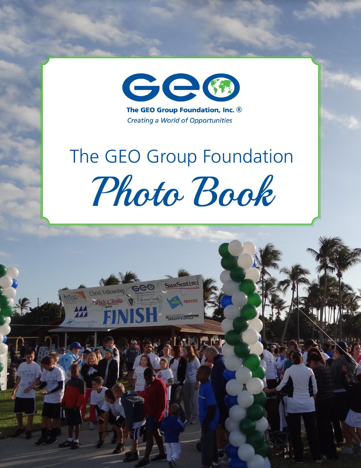 The GEO Group Foundation Photo Book by Esther Patton - Issuu