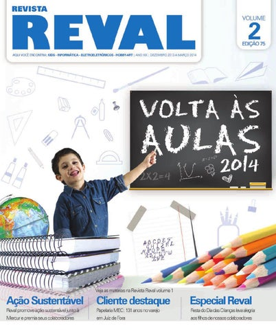 979749324df41 Revista Reval 71 - Volume 2 by Reval Atacado de Papelaria Ltda. - issuu