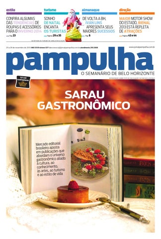 Pampulha - Sáb, 23 11 2013 by Tecnologia Sempre Editora - issuu a1189b1156