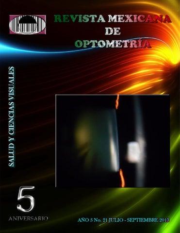 c8f4c60ad Estamos a unos cuantos días de nuestro evento del 5º aniversario de la  Revista Mexicana de Optometría, les recordamos que se llevará a cabo en el  auditorio ...
