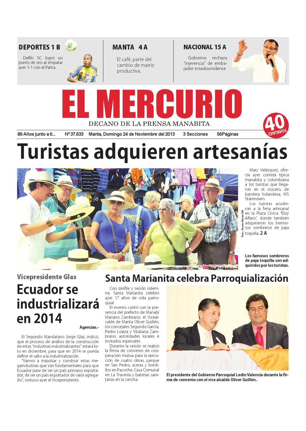 Mercurio domingo 24 de noviembre del 2013 by Diario El mercurio - issuu