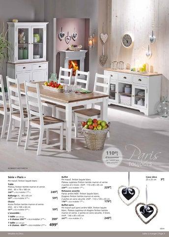 Catalogue jysk meubles d co 2013 2014 by joe monroe issuu for Salle a manger jysk