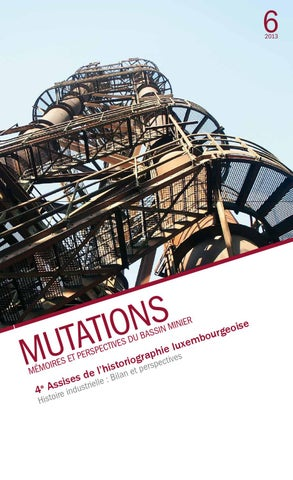 Mutations 6 By Fondation Bassin Minier