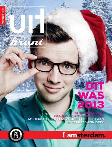 Uitkrant December Januari 2013 By Amsterdam Partners Issuu