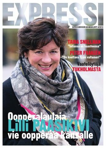 Expressi 4 2013 by OSG Viestintä - issuu 5d5f6925ff