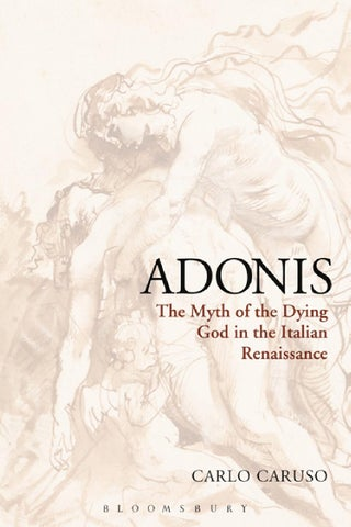 Adonis by bloomsbury publishing issuu page 1 malvernweather Gallery