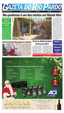 7becde935 Gazeta do Rio Pardo 2677 by Gazeta do Rio Pardo - issuu