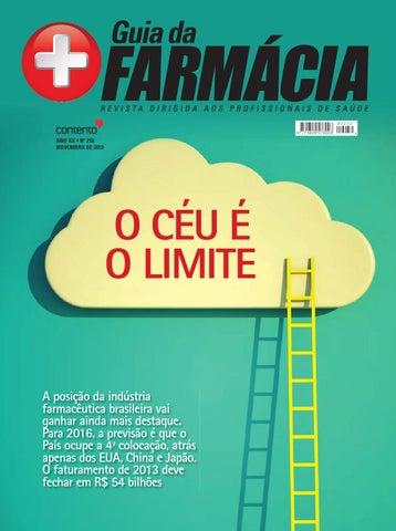 9687c2fec Edição 252 - Indústria Farmacêutica by Guia da Farmácia - issuu