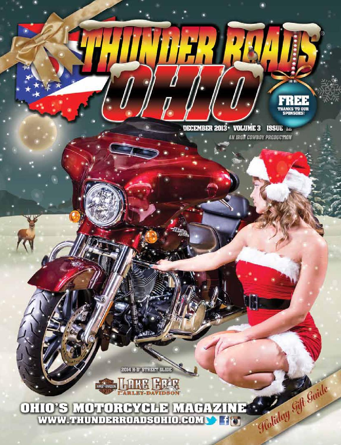 Dec 2013 by Thunder Roads Ohio Magazine - issuu
