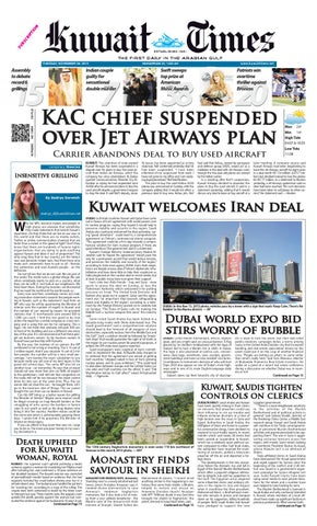 2c74a3ea1598a5 26th Nov 2013 by Kuwait Times - issuu