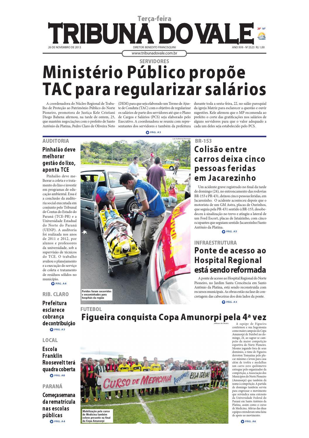 01abcd8a7a8 Pdf2523 by Tribuna do Vale - issuu