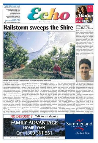 5e906a11b167e Byron Shire Echo – Issue 22.19 – 16 1 10 2007 by Echo Publications ...