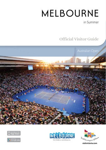 2fbc1f2bf63 Melbourne Official Visitor Guide - Summer 2013/14 by Destination ...