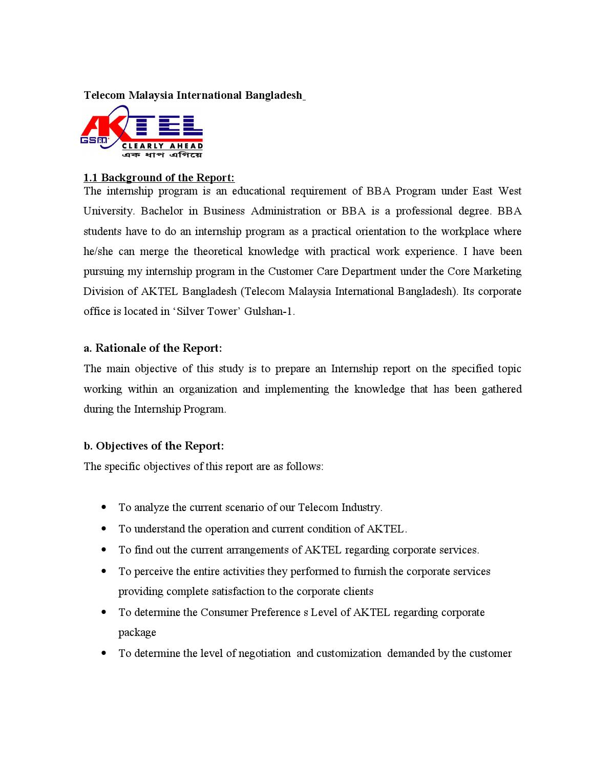 Telecom Malaysia International Bangladesh by lawjuris - issuu