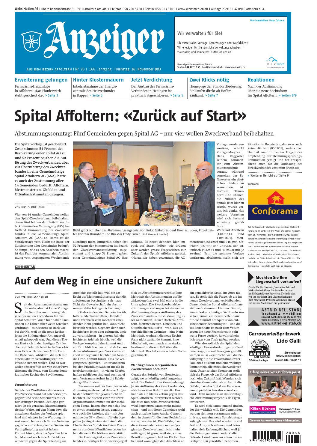 093 2013 by AZ-Anzeiger - issuu