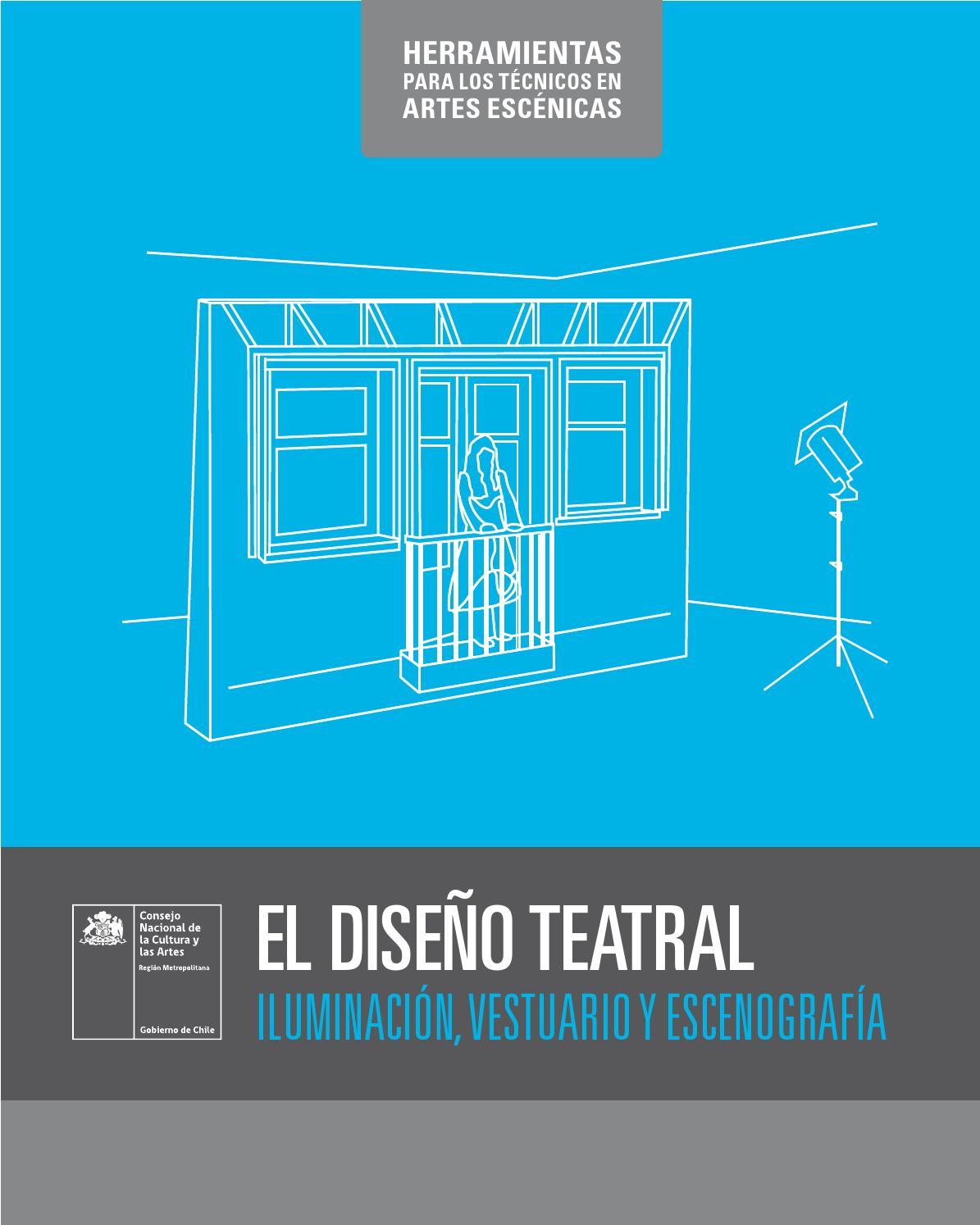 Herramientas Para Los Técnicos En Artes Escénicas Vol 3 El
