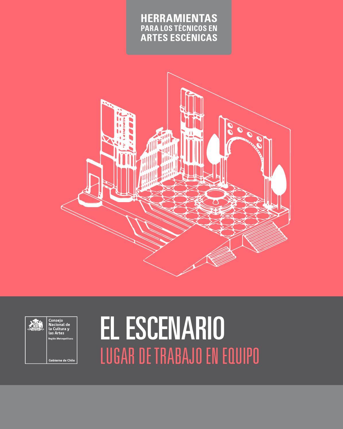 Herramientas para los Técnicos en Artes Escénicas Vol. 3: El escenario