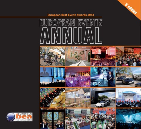 5c87ee198b938 European Events Annual 2013 by ADC Group - issuu