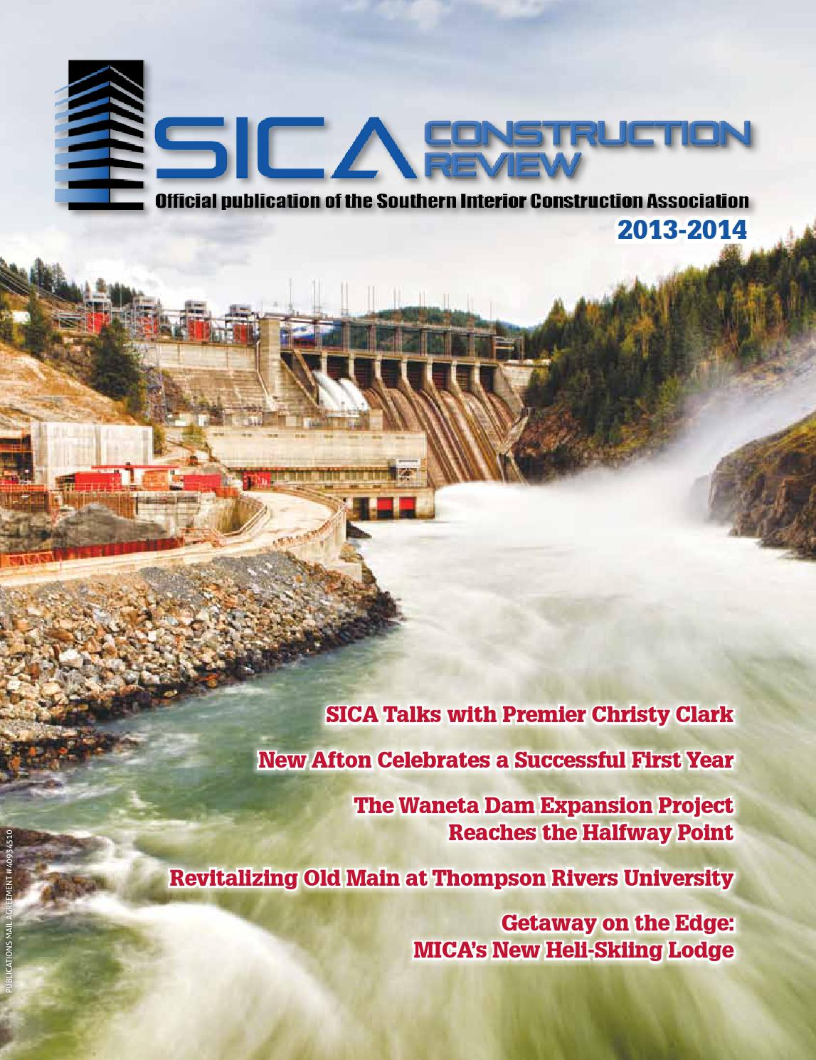 Sica Construction Review 2013 2014 By Sicabc Issuu Need Pix Of Square D Main Box Wiring Cmain Circuit Br