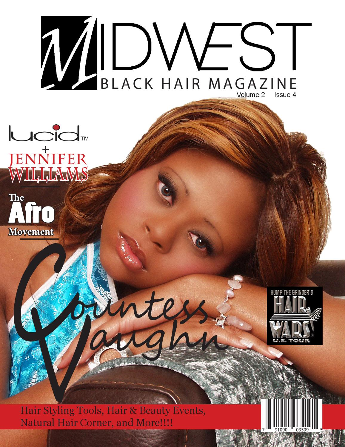 April 2013 - Midwest Black Hair Magazine by Midwest Black ...