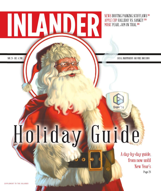 Inlander 11 28 2013 By The Inlander Issuu