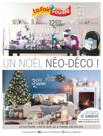 Catalogue La Foir Fouille Une Deco Couleur Noel By Joe Monroe Issuu