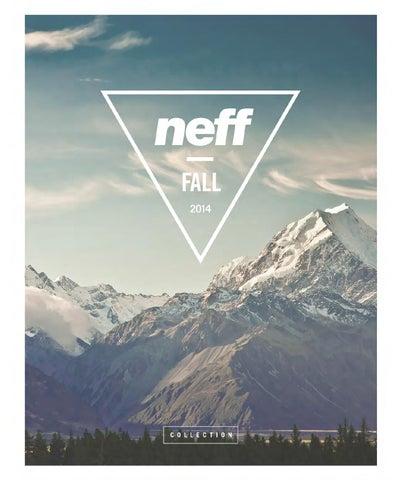 0529d4e5a31 Neff Fall 2014 International Catalog by Neff Headwear - issuu