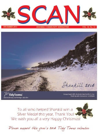 Scan Shankill December 2013 By Scan Shankill Issuu