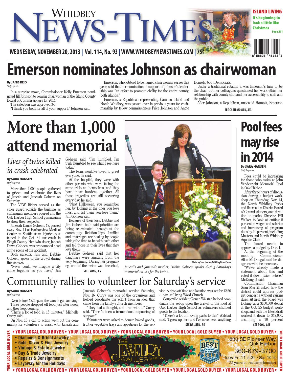 Whidbey News-Times, November 20, ...