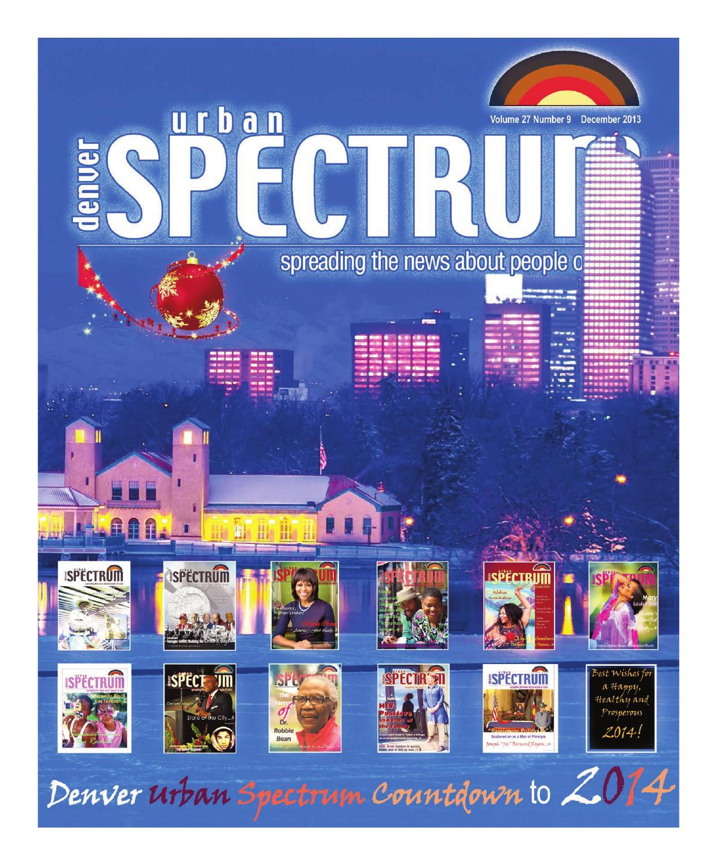 DUS December Issue 2013 By Denver Urban Spectrum
