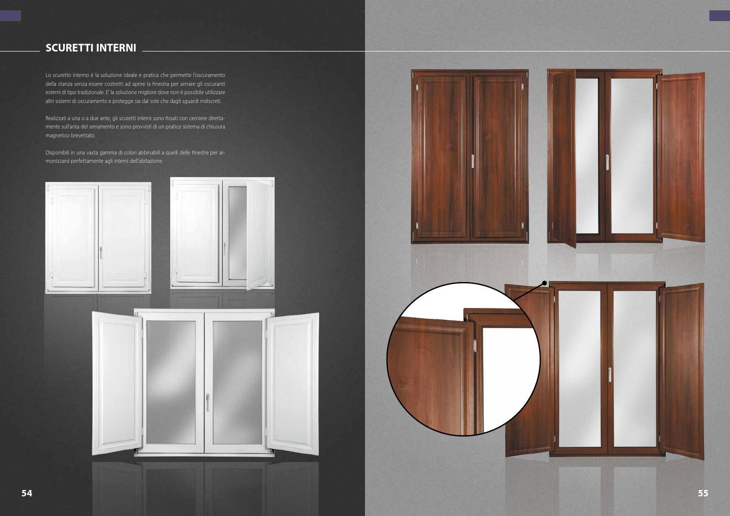 Sistema Di Oscuramento Per Finestre catalogo ottobre 2013 by irene graziola - issuu