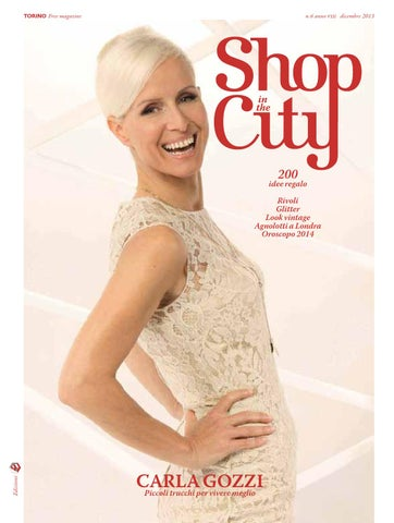 Shop in the City Dicembre 2013 by ShopintheCity - issuu 84726b36388