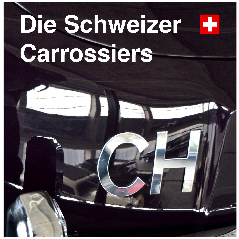 Die Schweizer Carrossiers by Pantheon Basel AG - issuu