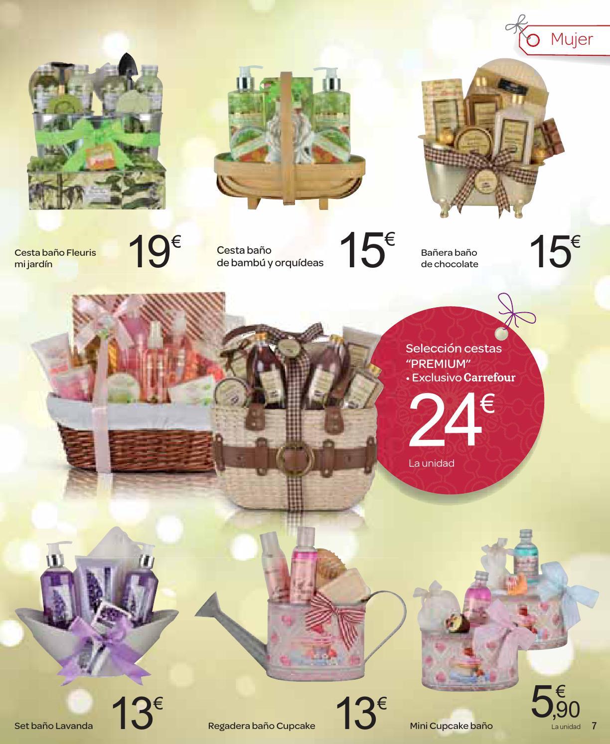 Carrefour Bano.Regalos De Navidad Carrefour Catalogo 2013 2014 By