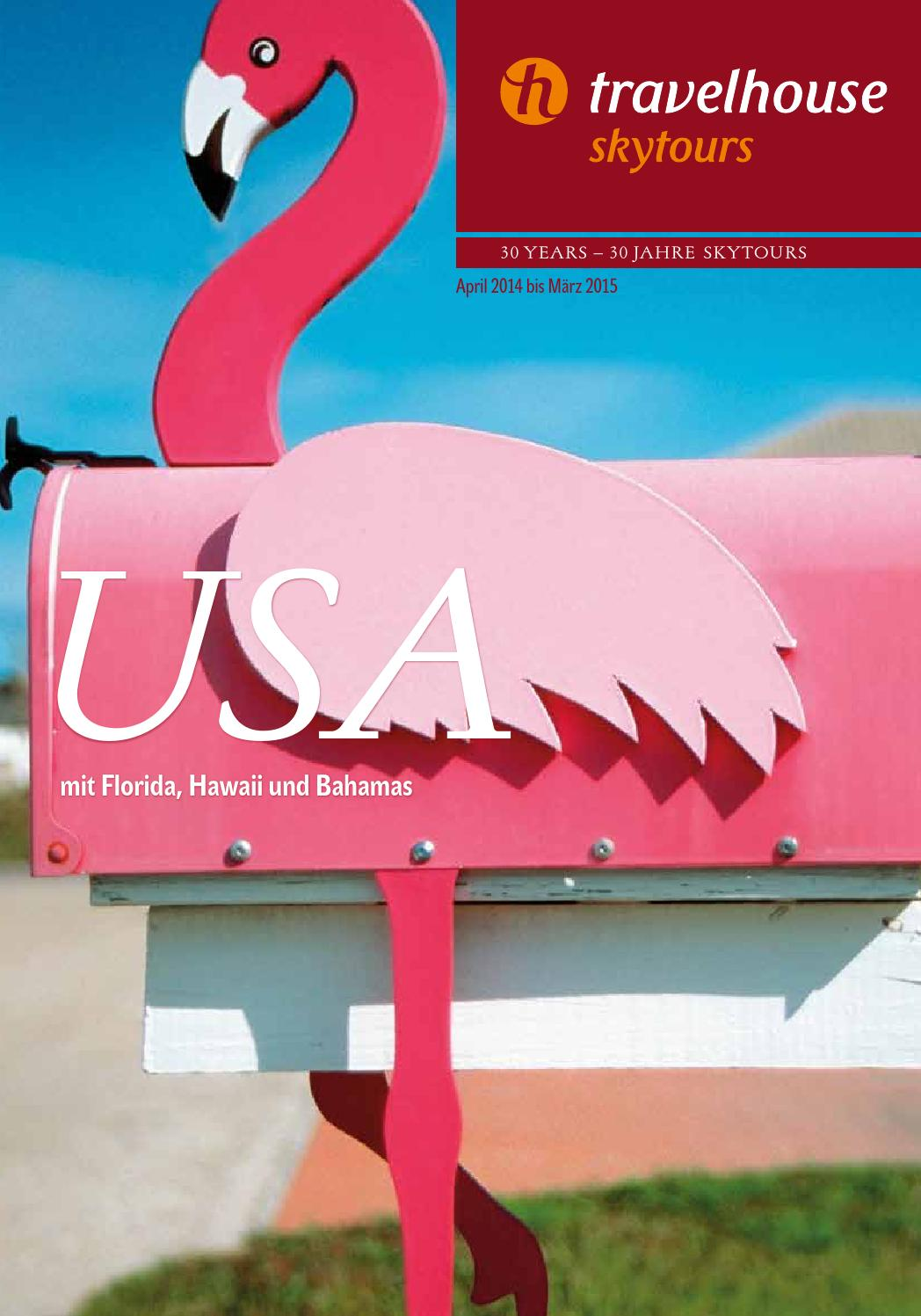 Travelhouse USA April 2014 bis März 2015 by Hotelplan Suisse (MTCH ...
