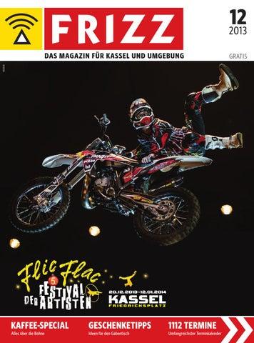 FRIZZ Das Magazin Kassel Dezember 2013 by frizz kassel - issuu