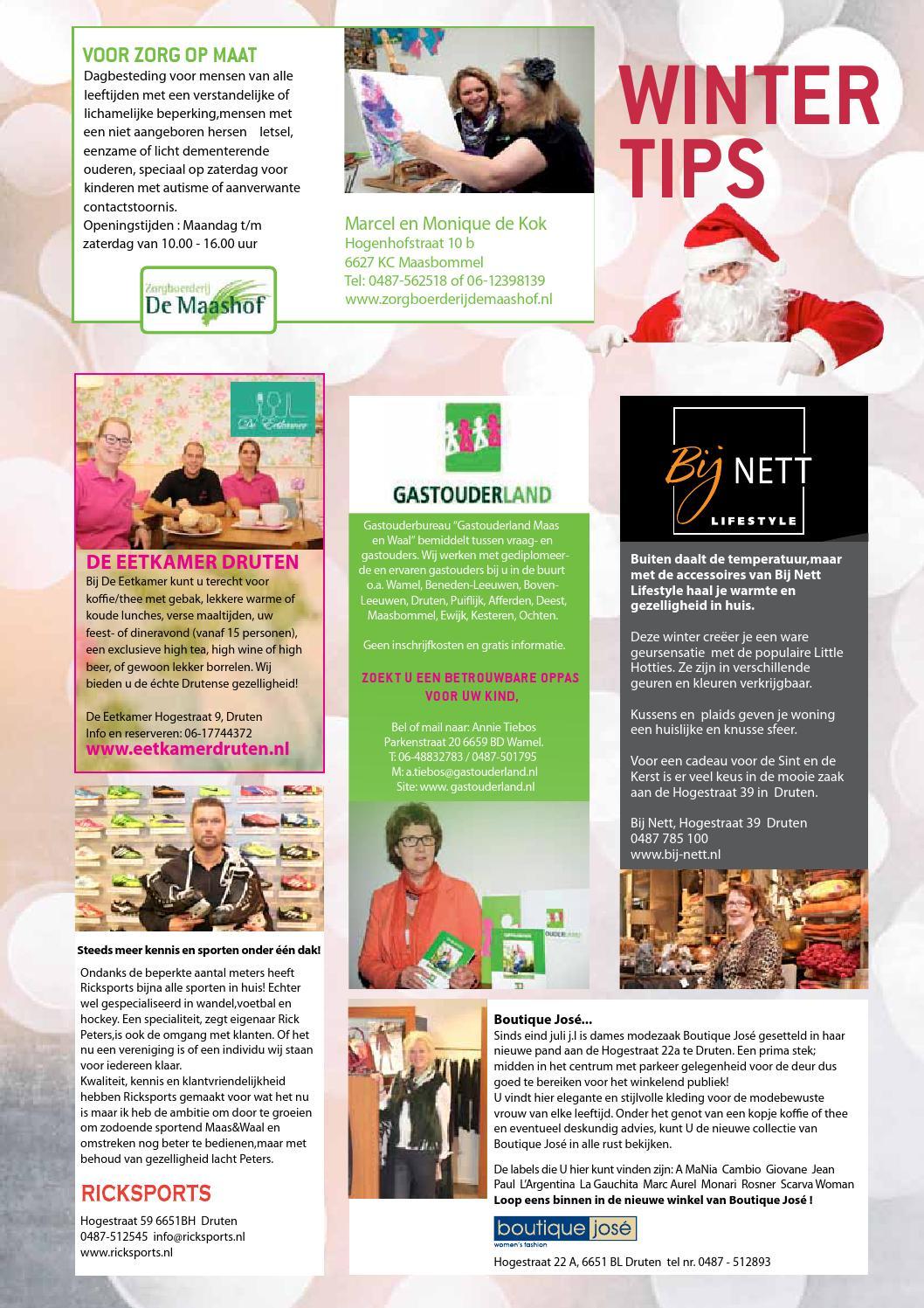 Druten....4all, nummer 5, november 2013 by Business Media....4All ...