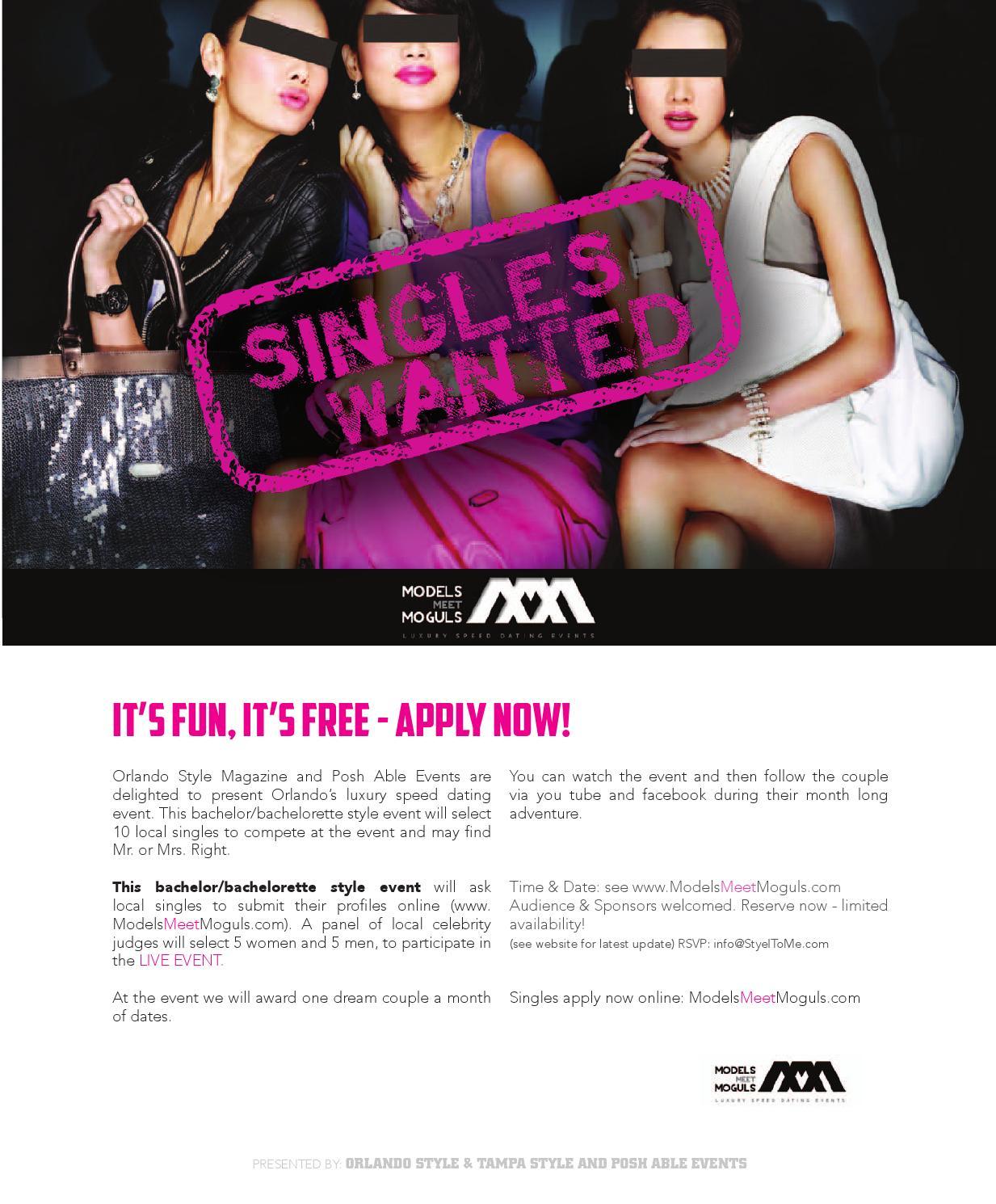 Orlando singles speed dating Florida online dating