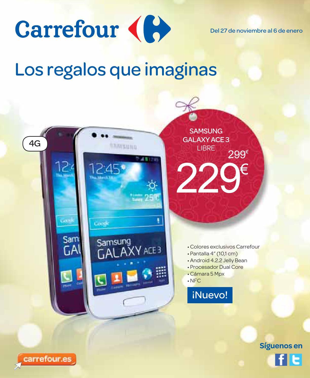 Catalogo Carrefour Ideas Originales Navidad By Carrefour Online  ~ Pinzas Sujeta Sabanas Carrefour