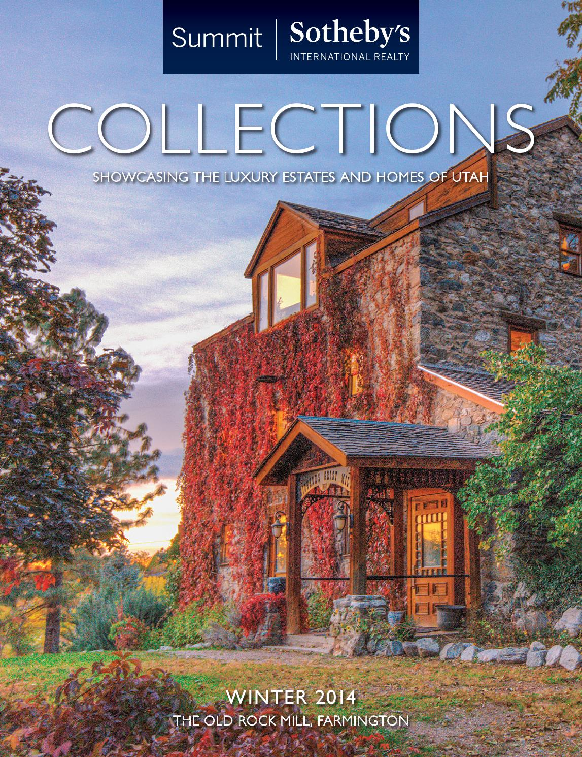 Summit Sotheby's International Realty Collections Winter ...