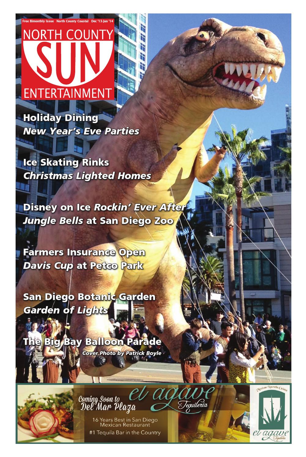 North County Sun December January 2014 By Andy Lee Issuu
