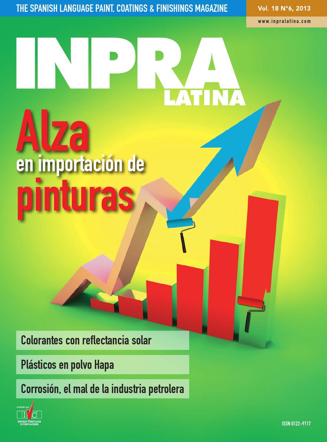 INPRA LATINA 18-6 by Latin Press, Inc. - issuu