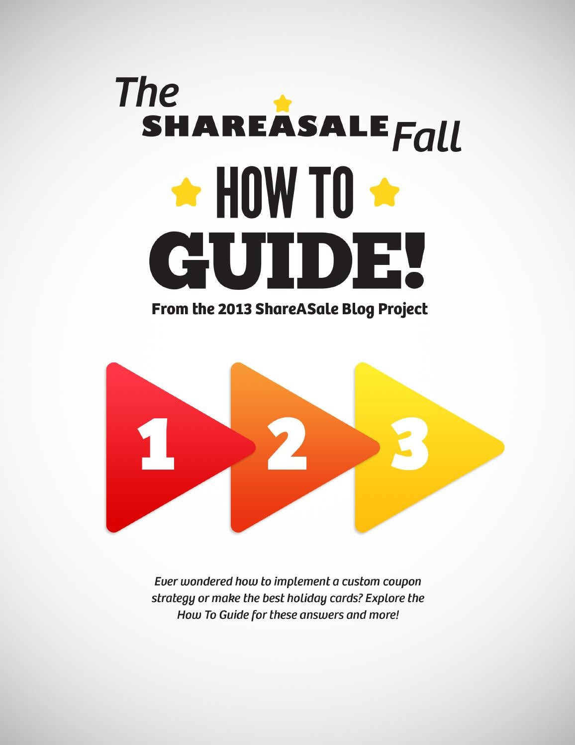 Howtoebook by ShareASale - issuu