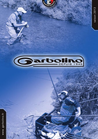 catalogue garbolino 2012