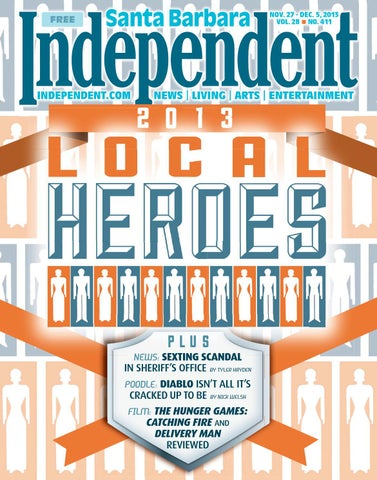 Santa Barbara Independent 112713 By Sb Independent Issuu