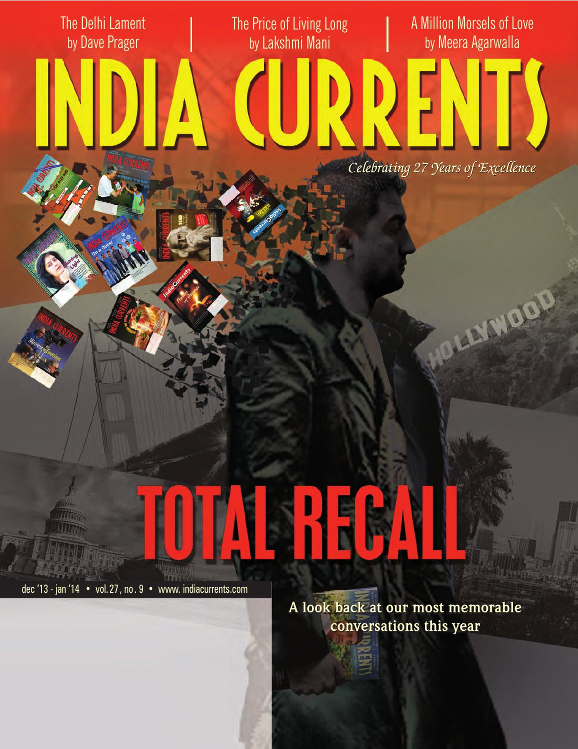 December 2013-January 2014 India Currents by India Currents
