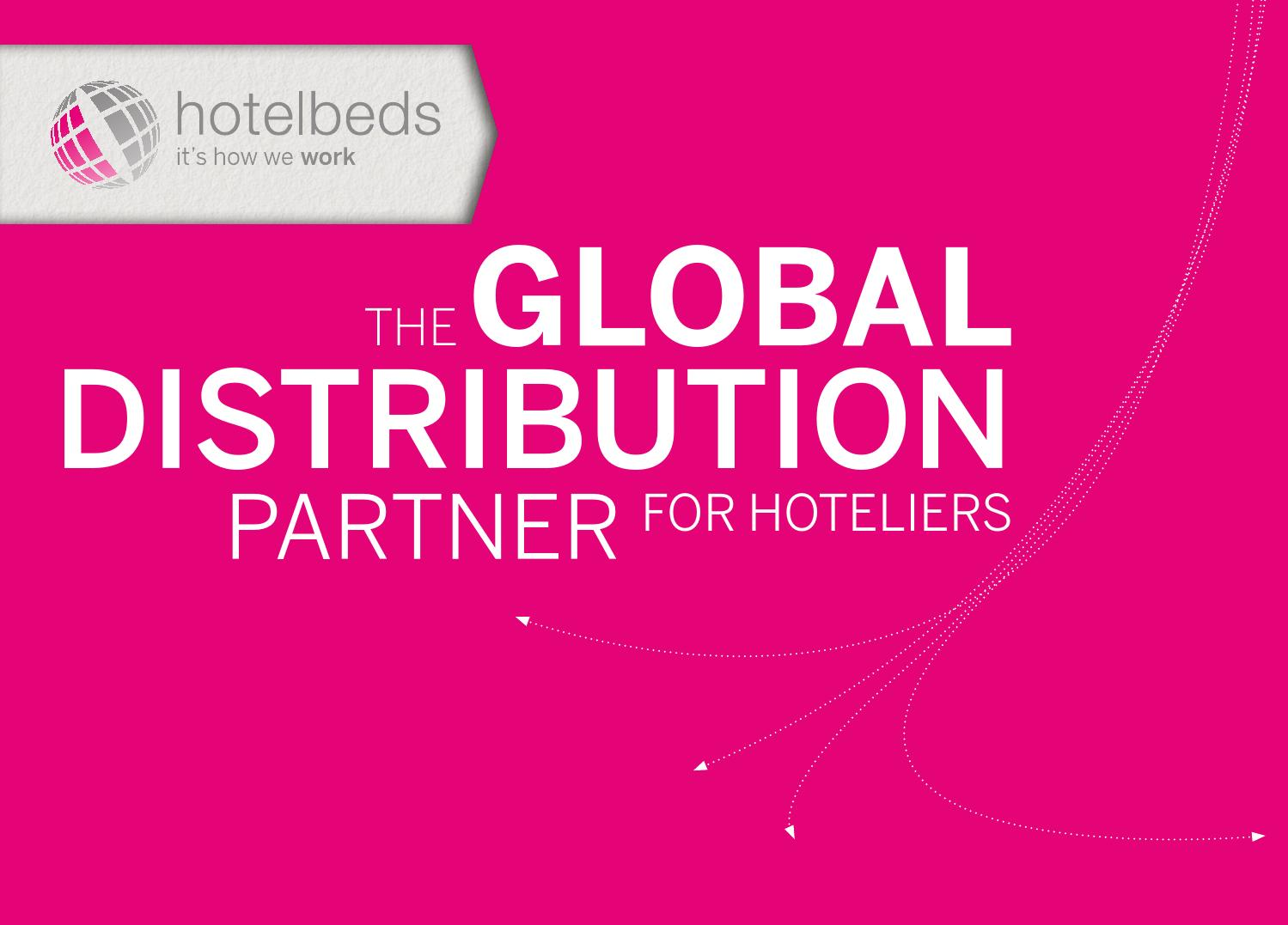 Hotelbeds - the Global Distribution Partner for Hoteliers by