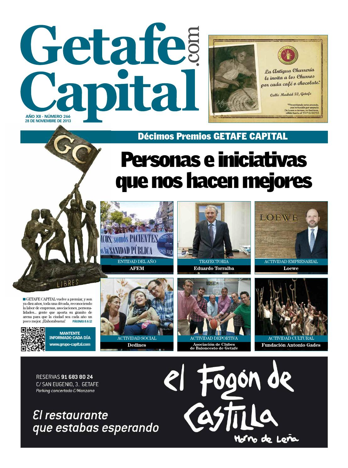 Getafe Capital 266 By Getafe Capital Issuu