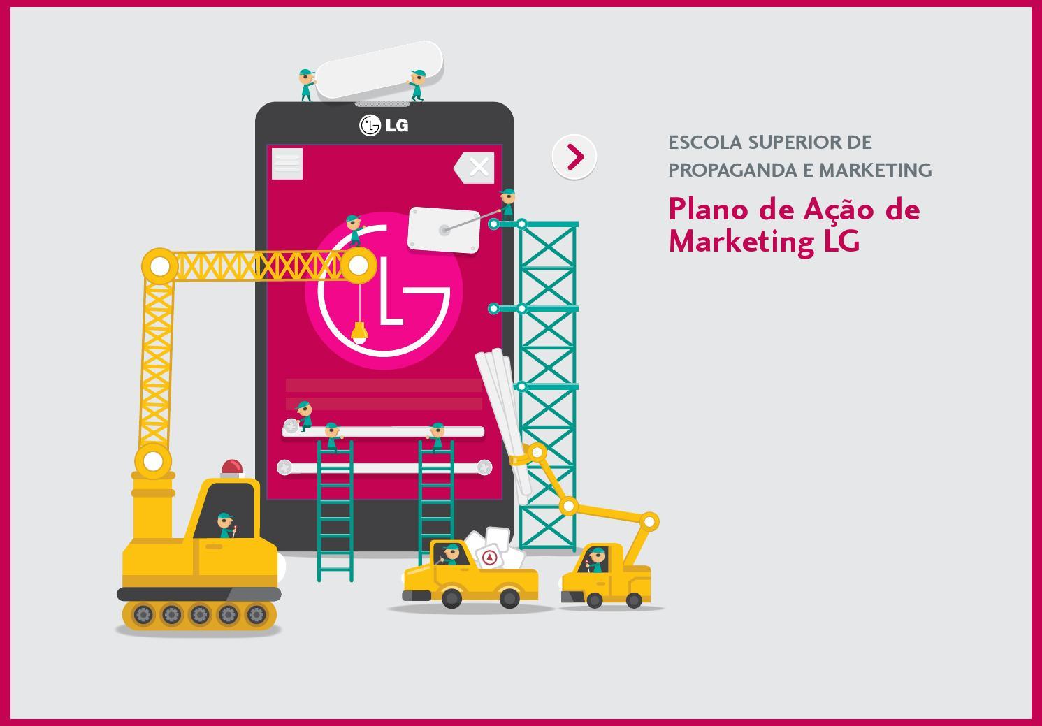 d26063ae06b Plano de ação Marketing LG by Fernando Macedo - issuu